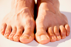 Gout and Feet
